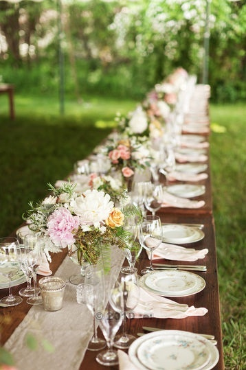 Wedding Table Setting Ideas florentine gardens wedding table settingjpg 900600 Find This Pin And More On Wedding Table Setting Ideas
