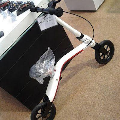Smells Like Coffee: Designed for Kids - Audi Junior Runner