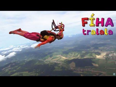 Fíha tralala - Farebný svet - Letí letí - YouTube
