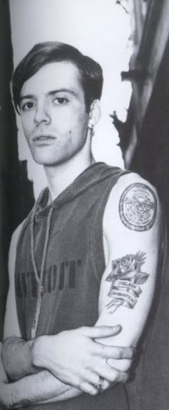 Richey's Tattoos - Forever Delayed - The Independent Manics Forum