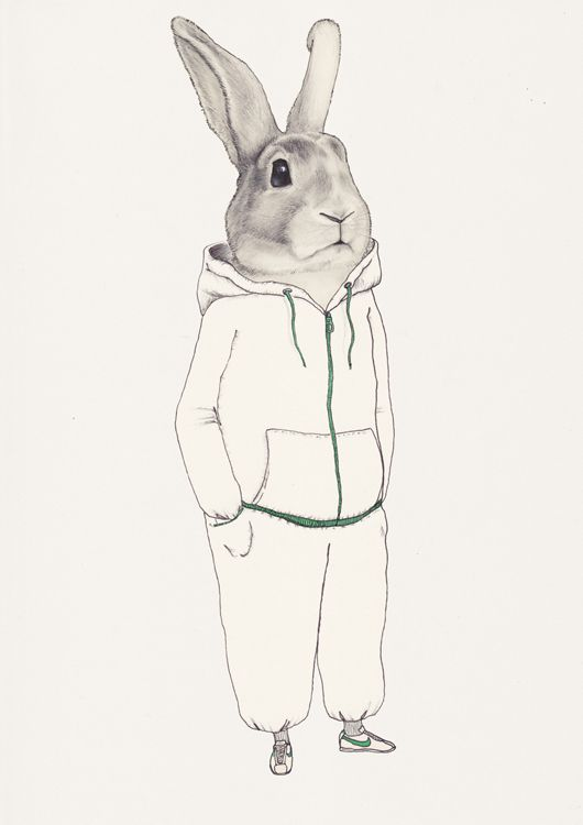 Lapin, Marianne Ratier: