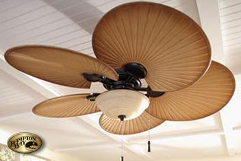 Palm Ceiling Fan
