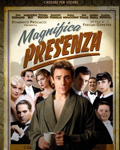 Magnifica presenza: tra presente e passato con Ferzan Ozpetek
