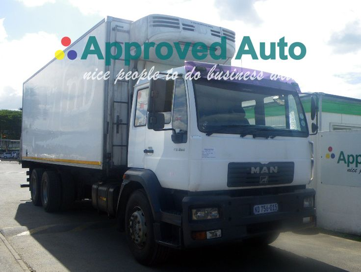 AA1769, MAN, 25-284 LNS  FRIDGE TRUCK WITH TS-20C UNIT, 2007  email us at: linda@approvedauto.co.za or call: +27 82 551 9371 visit us at:  www.approvedauto.co.za 6 kosi place umgeni business park