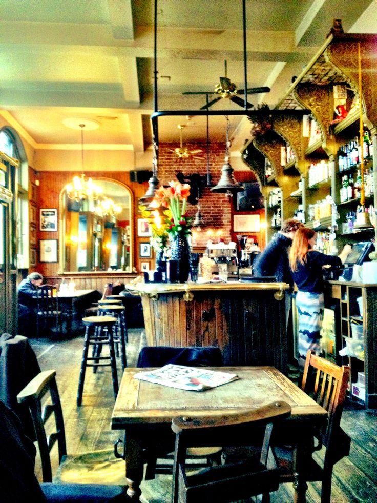 Nice pub in Camden, UK.