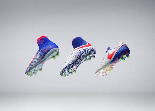 Nike lança camisa feminina dos Estados Unidos e linha de chuteiras femininas…