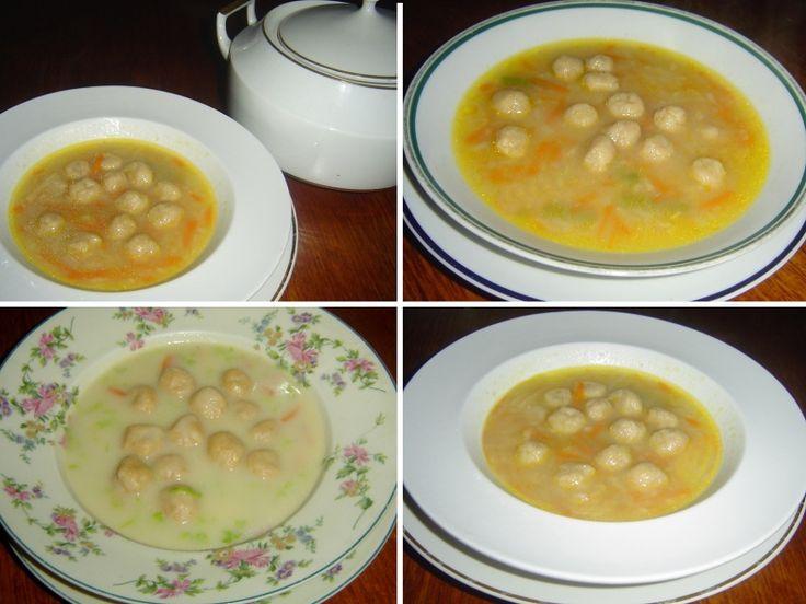 Kterak se vaří kaldoun, drůbková polévka, v naší rodině. A jak se kaldoun dělá u vás?MAKOVÁ PANENKA | MAKOVÁ PANENKA