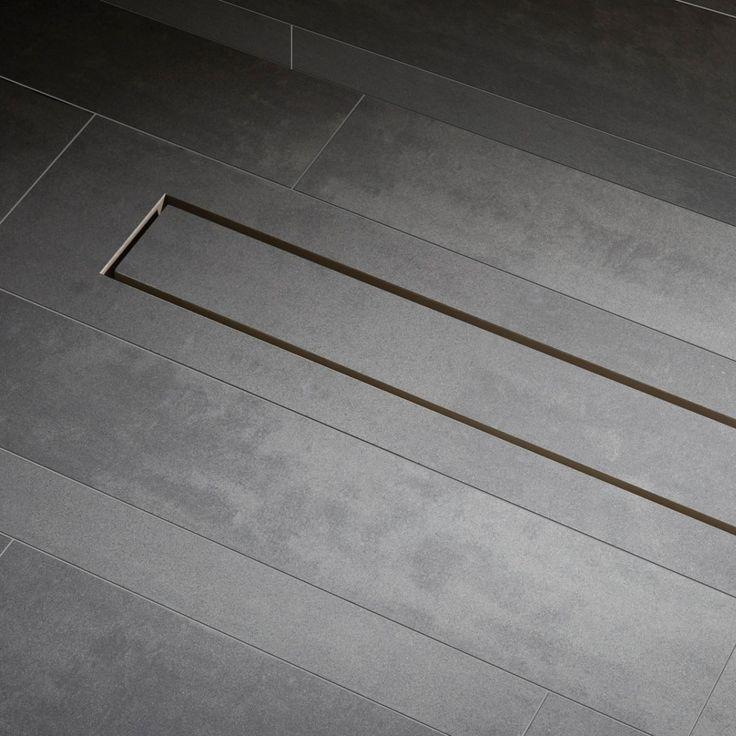 Mosa Shower Drain Grâce au produit innovant Mosa Shower Drain, Mosa introduit sur le marché un nouveau concept dans le drainage des sols carrelés. Le Mosa Sh