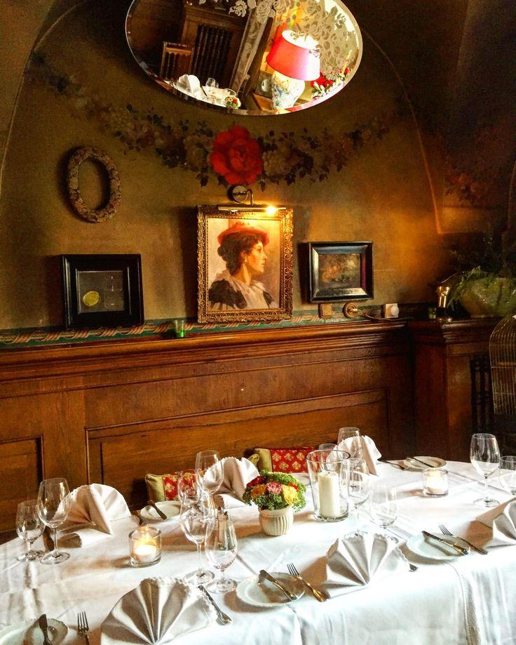 Restaurant U Fukiera - Exquisite dining in Warsaw