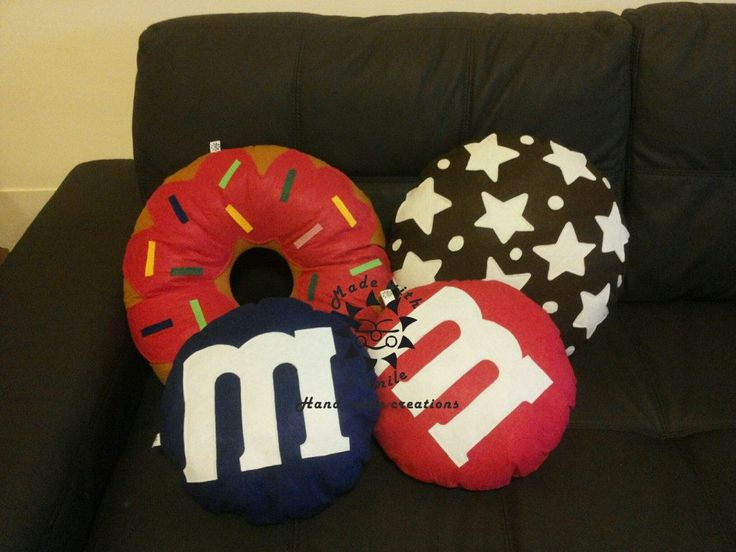 Cuscini M&M
