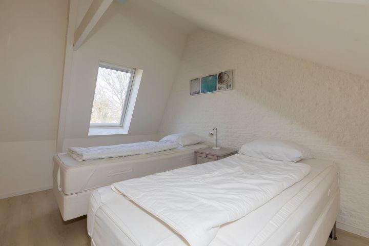 Schlafzimmer 2 Mit 2 Einzel Boxsprings Ferienhaus Schlafzimmer Haus