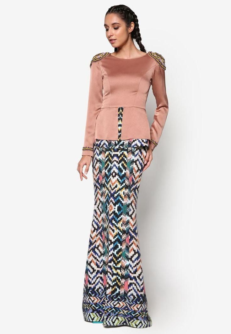 Zafia Modern Dress_1