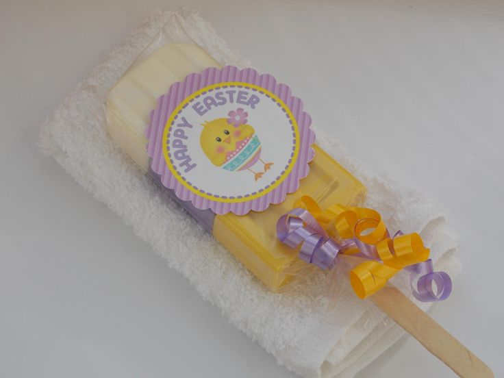 10 best easter soap favors images on pinterest soap favors 1 easter soapsicle washcloth set with tag ribbons easter soap popsicle sunday school teachersoap favorseaster gifteaster negle Gallery