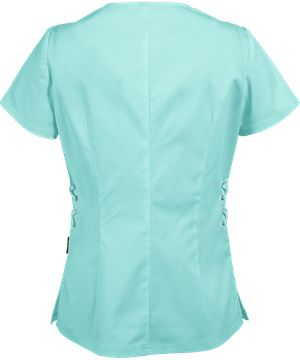 koi Scrubs 305 Penelope Stretch V Neck Top | fashion scrub tops