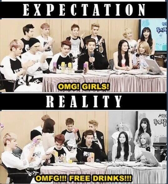 Funniest Kpop Meme : Best exo memes images on pinterest