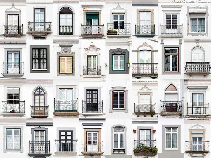 André Vicente Gonçalves es un portugués convertido en fotógrafo al que se le ocurrió la genial idea de hacer fotos de ventanas en sus distintos viajes. Las clasifica por ciudades y de cada una de ellas hace un bonito collage. Me encanta el resultado porque te dás cuenta de la importancia de la ventana como …Read more...