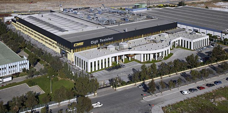 CMS Jant, İzmir'e 310 milyon TL'lik yatırım yapmaya hazırlanıyor.