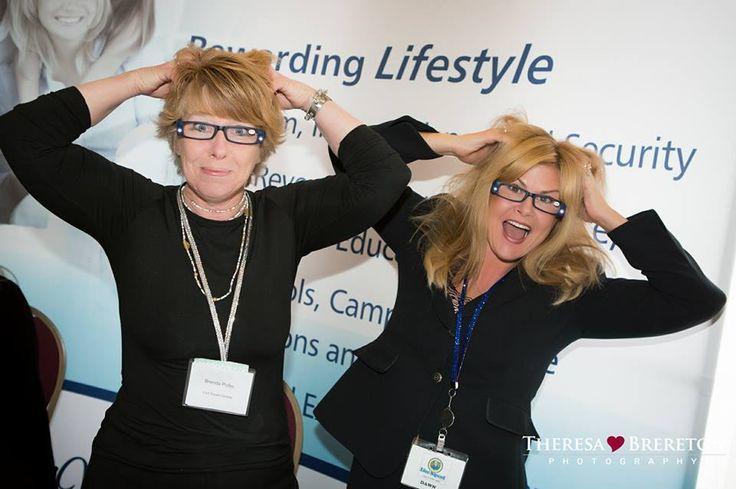 Having fun in the head lice business