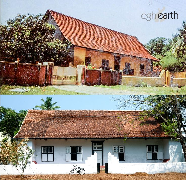 David Hall, a restored heritage building, in FortKochi is a CGH Earth space focused on art and the community.