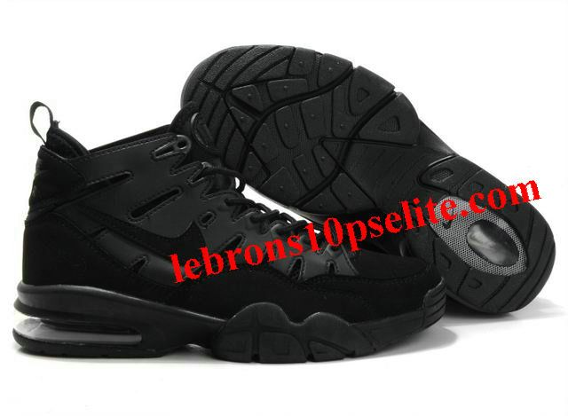 Charles Barkley Shoes - Nike Air Trainer Max 2 94 Black