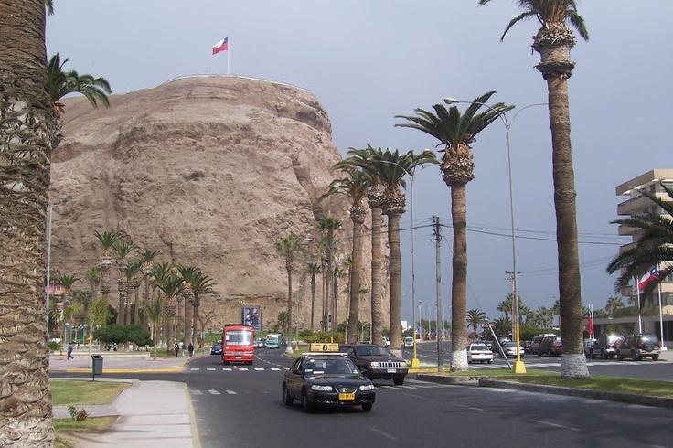 Morro-de-Arica,Arica