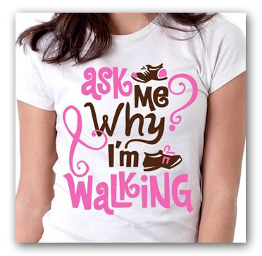 17 best images about cancer awarness on pinterest walks for Breast cancer shirts ideas
