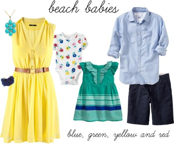 what to wear | family beach session