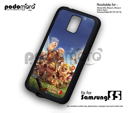 Clash Of Clans - samsung s5