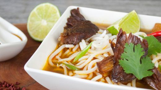 Spicy Hue Beef Noodle Soup
