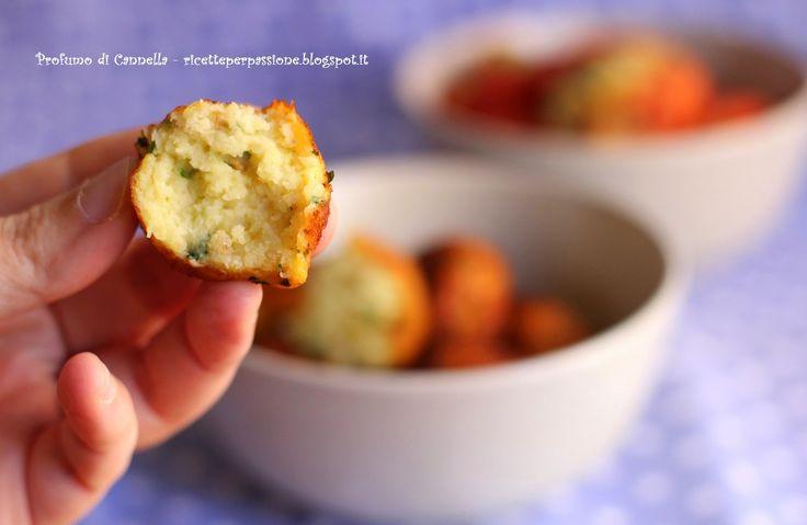 Profumo di cannella: Polpettine di pane e patate - tradizioni di carnev...