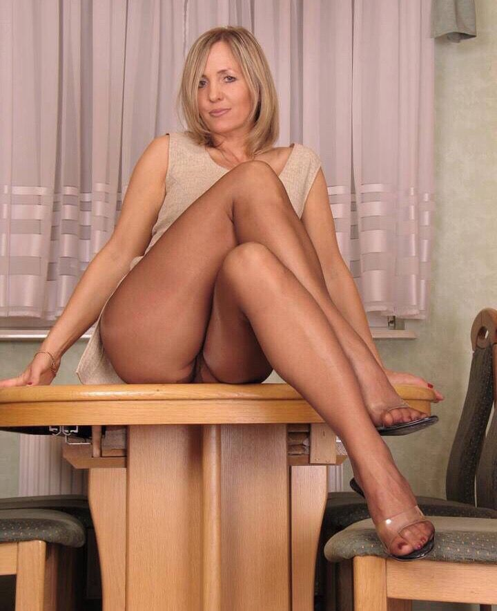Amazed which naked old milfs in nylons the