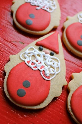 Scandinavian-Santa-Cookies.jpg (333×500)-ICE CREAM CONE COOKIE CUTTER