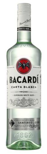 Bacardi Carta Blanca