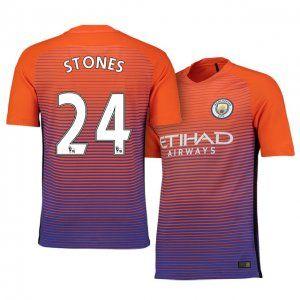 camiseta manchester city naranja