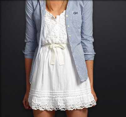 Gilly Hicks Outfit. So Want It(: