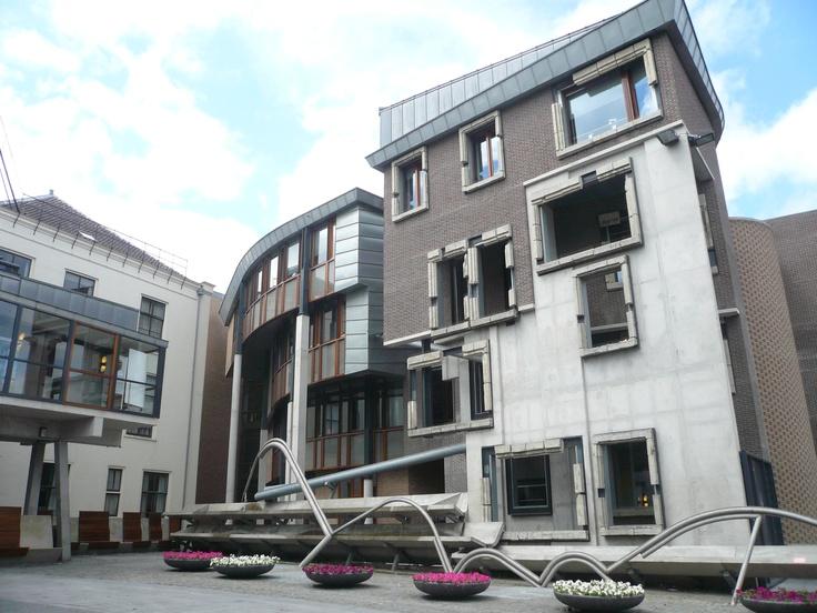Utrecht city hall.