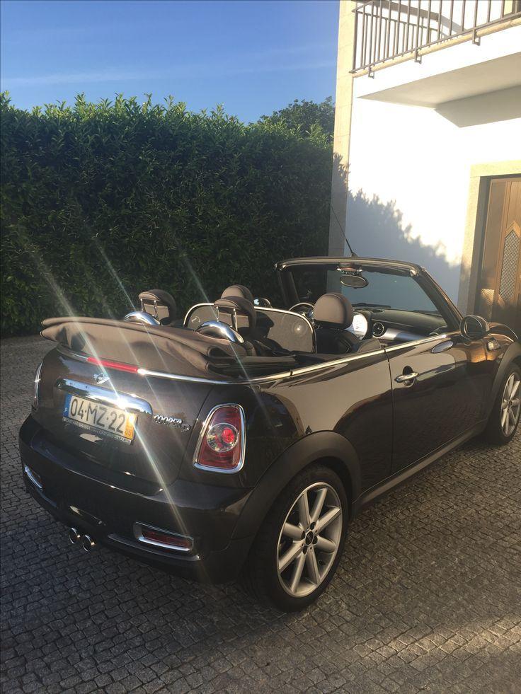 Mini Cooper Cabrio Highgate – Sonderausgabe – #Cabrio #Cooper #Highgate #MINI #S…