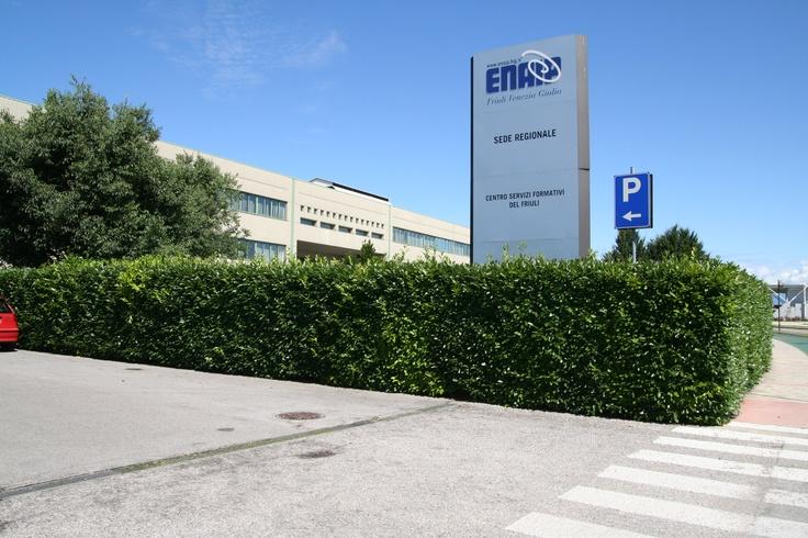 Il Centro Servizi Formativi #Enaip FVG di Pasian di Prato e Sede Regionale