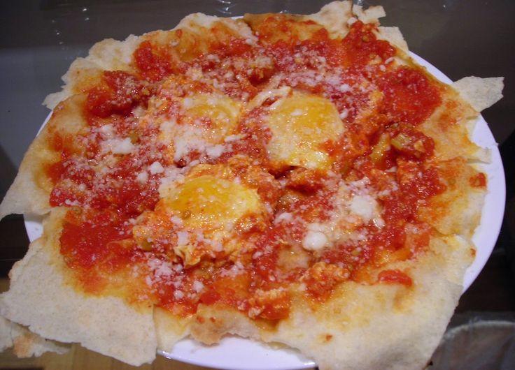 Il Pane frattau è un piatto tipico sardo molto povero, noto in tutta la Sardegna, ma in modo particolare in Barbagia. Un tempo i pastori uscivano di....