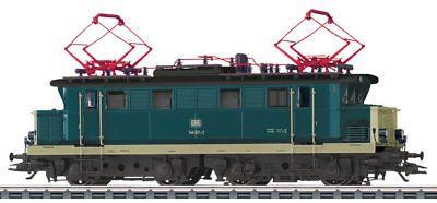 Marklin 37443 HO German Federal Railroad (DB) Class 144 Electric Locomotive