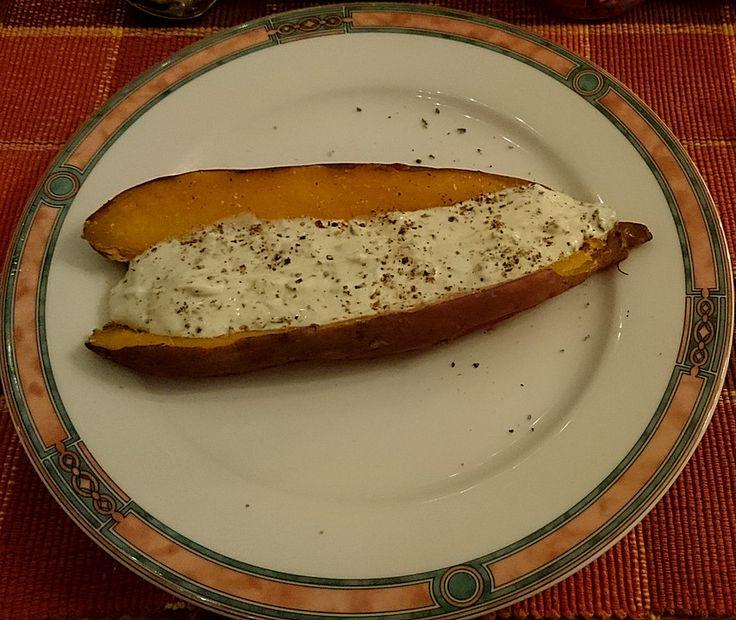 Süßkartoffeln mit würzigem Quarkdip, ein leckeres Rezept aus der Kategorie Mikrowelle. Bewertungen: 6. Durchschnitt: Ø 4,0.