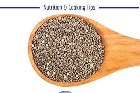 Chia Seeds Nutrition