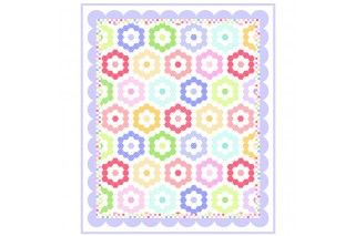 17 Best Images About Quilts Hexagon English Paper Piecing On Pinterest Antique
