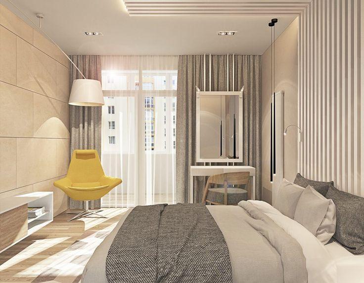 die besten 25+ skandinavisches schlafzimmer ideen auf pinterest ... - Schlafzimmer Im Skandinavischen Stil