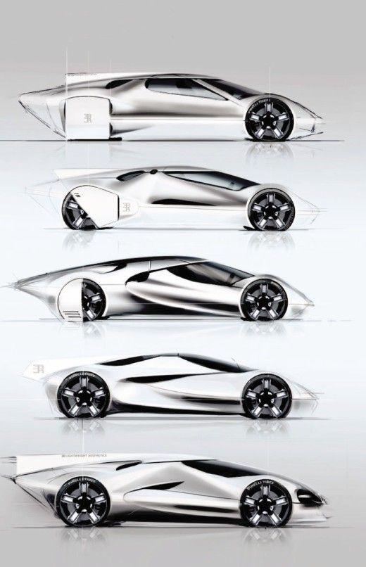 Bugatti EB.LA, project Marian Hilgers - Cardesign.ru - The main resource of the…