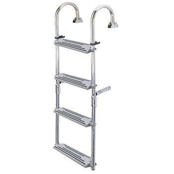 Foldable Ladders, 180⁰, Inox 316