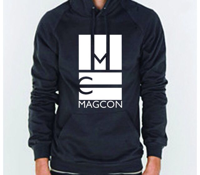 I'm so getting one of these Magcon tour hoodies!!