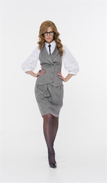 Женьщина деловой костюм