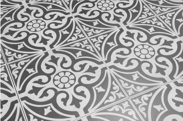 British Ceramic TIles HD Devonstone Feature Grey 33x33 BCT11064