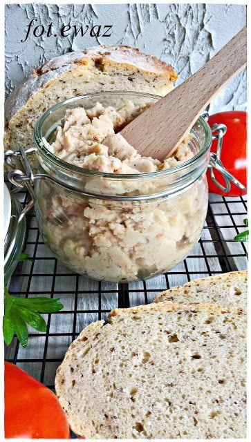 Ewa w kuchni: Pasta z fasoli z prażoną cebulką